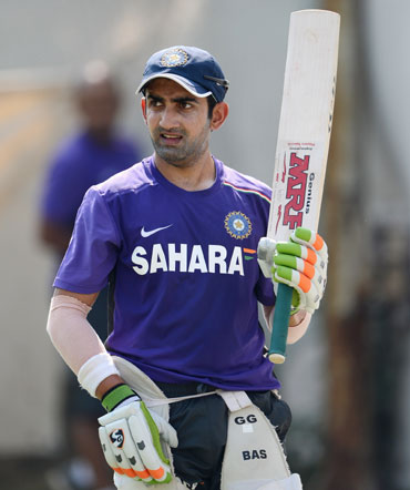 Doing well in overseas Test series is most important: Gambhir
