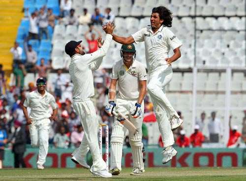 Australia series helped me get back my rhythm: Ishant
