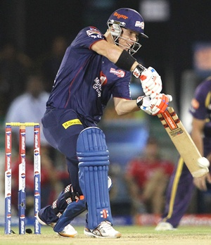 Rediff Cricket - Indian cricket - IPL Stats: Warner is most successful Delhi batsman