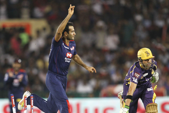 Rediff Cricket - Indian cricket - IPL: Gambhir, Kallis and the diamond duck brigade