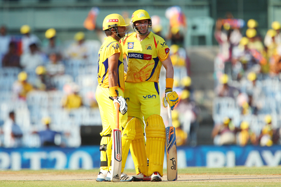 IPL PHOTOS: Chennai Super Kings vs Kings XI Punjab