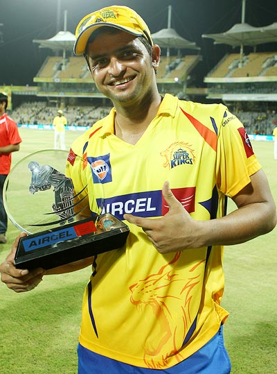 Positive dressing room atmosphere helping: Raina
