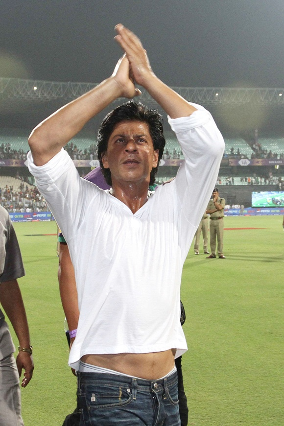 IPL: Shah Rukh Khan optimistic of making the final