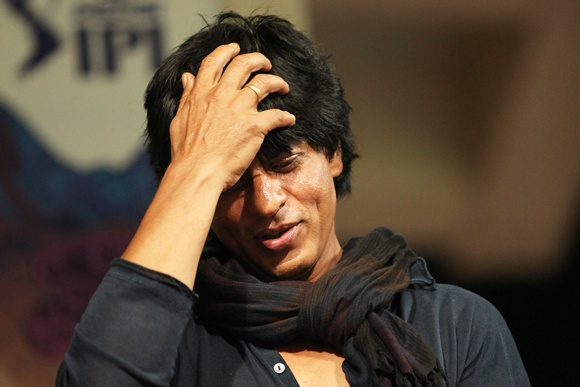 SRK regrets getting into a brawl at Wankhede