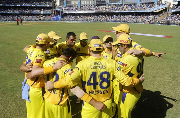 IPL 2014 squads: Chennai Super Kings