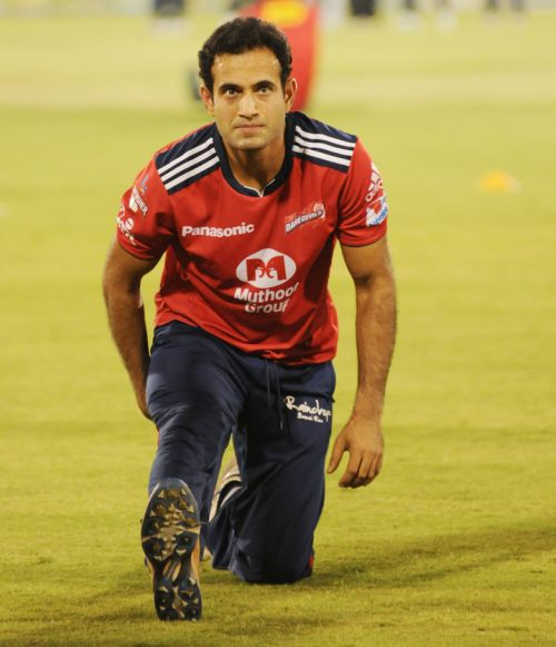 I want to be captain's go-to bowler: Irfan Pathan