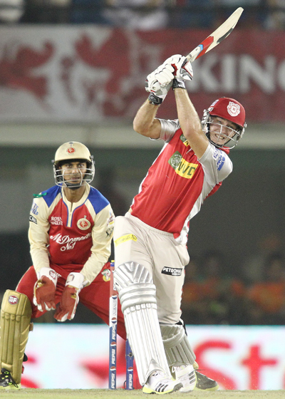 Miller's sensational century leads Punjab to unlikely win vs RCB