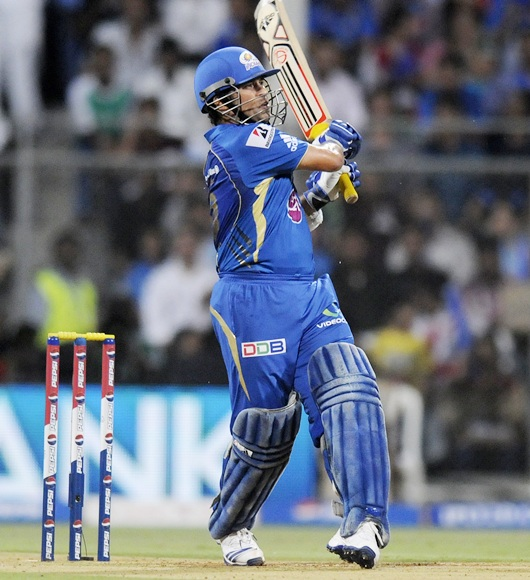 Stats: Tendulkar sets record for most fours in IPL