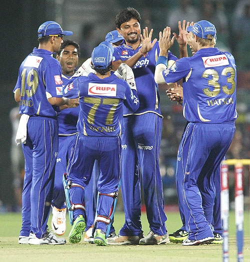 The Rajasthan Royals have proved that stronger the pool of Indian players, the better it is for a franchise