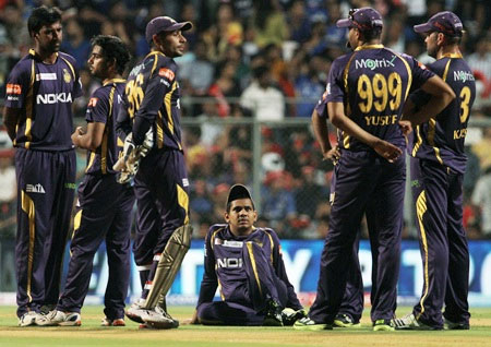 KKR look to revive fortunes against Pune