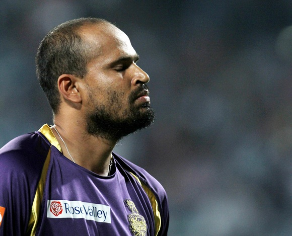 Yusuf Pathan has not been able to justify the captain's faith in him