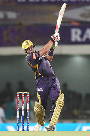 Rediff Cricket - Indian cricket - Stats: Kallis receives 9th man of the match award in IPL