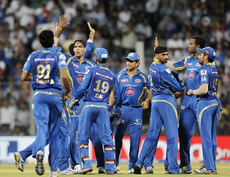 Mumbai Indians have been hard to beat at home this season