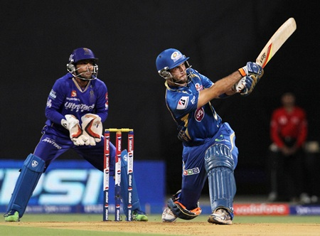 Rediff Cricket - Indian cricket - IPL PHOTOS: Mumbai Indians vs Rajasthan Royals (Wankhede)