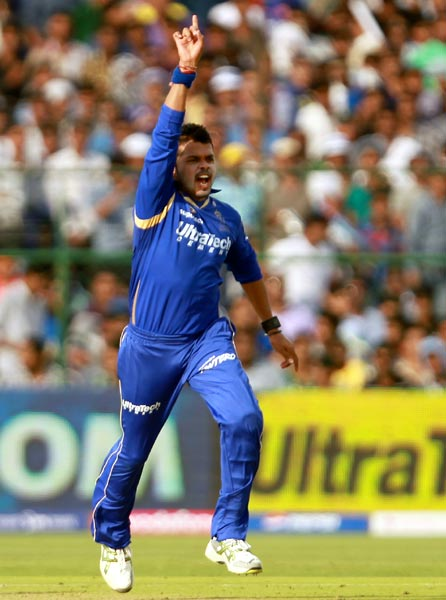 Delhi Police reveal how Sreesanth  &  Co fixed matches