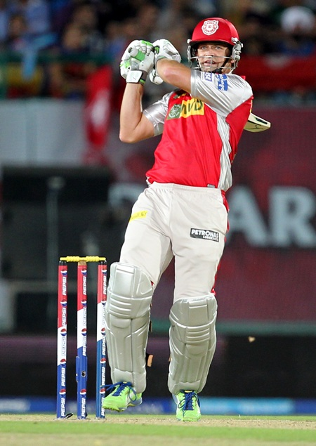 Rediff Cricket - Indian cricket - PHOTOS: Kings XI Punjab vs Delhi Daredevils, Dharamsala