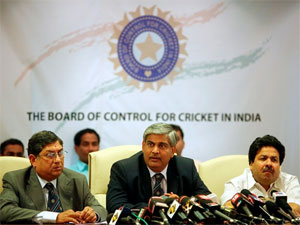 Rediff Cricket - Indian cricket - BCCI emergency meet over IPL spot-fixing row