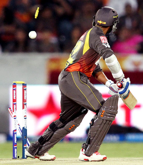 Rediff Cricket - Indian cricket - IPL PHOTOS: Sunrisers Hyderabad vs Rajasthan Royals