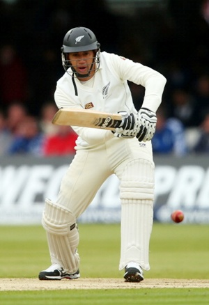 Rediff Cricket - Indian cricket - Taylor leads New Zealand revival after Anderson milestone