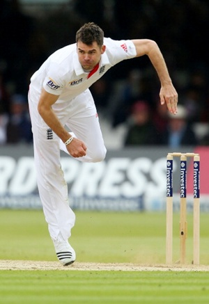 Rediff Cricket - Indian cricket - Long way to go, says Anderson after 300th Test wicket