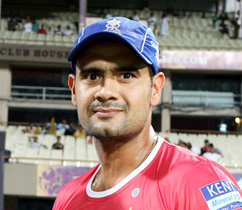 Rediff Cricket - Indian cricket - ECB to question Rajasthan's Owais Shah after IPL 'fixing' scam