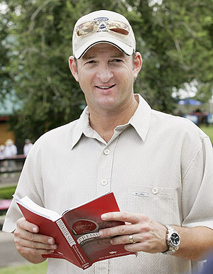 Rediff Cricket - Indian cricket - Mark Waugh chides Warner over Twitter rant
