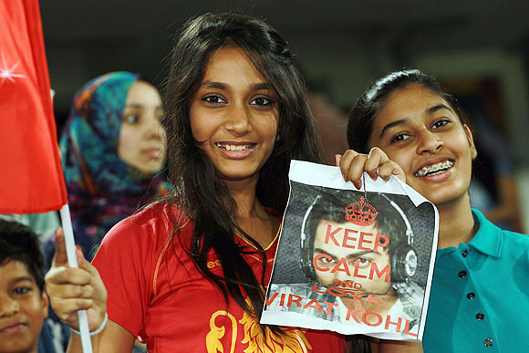 This RCB and Virat Kohli fan shares a quirky thought