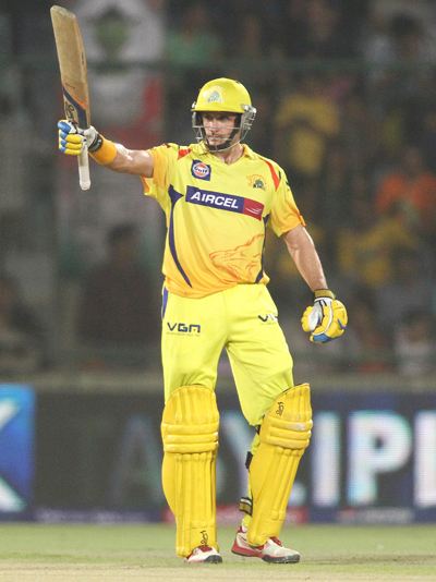 Rediff Cricket - Indian cricket - Chennai thrash Mumbai to enter fourth straight IPL final