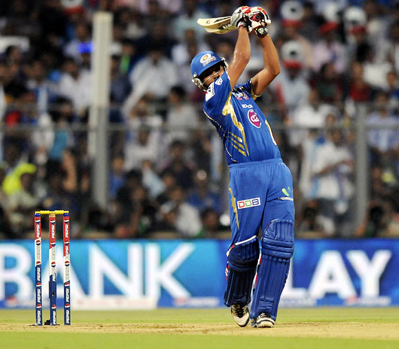 Rediff Cricket - Indian cricket - Captaincy has helped my batting, says Rohit