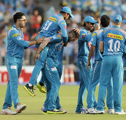 Rediff Cricket - Indian cricket - Pune Warriors fail to pay franchisee fee; BCCI encash guarantee