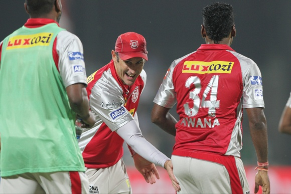 PHOTOS: Wicket ways... wild celebrations at the IPL