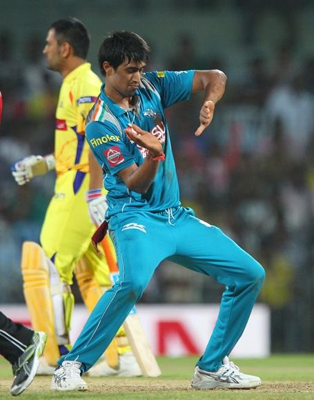 PHOTOS: Wicket ways... wild celebrations at the IPL
