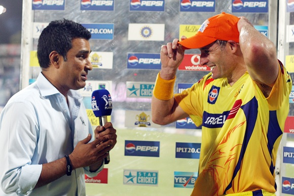 Rediff Cricket - Indian cricket - Stats: Hussey is highest run-getter of IPL 6