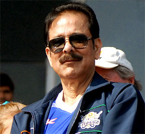 Sahara accuses BCCI of
