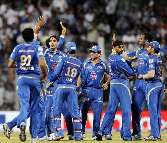 Rediff Cricket - Indian cricket - 'Final' chance for Mumbai Indians to address away woes