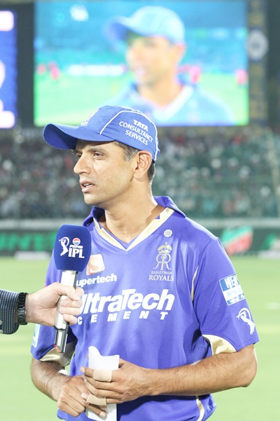 Rediff Cricket - Indian cricket - It was like bereavement: Dravid on spot-fixing