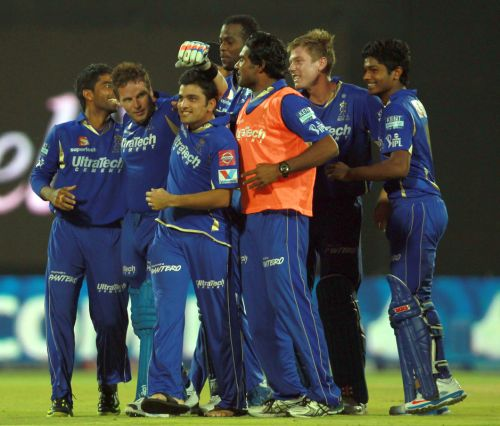 Rediff Cricket - Indian cricket - It's David vs Goliath as Rajasthan take on Mumbai's might