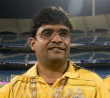 Rediff Cricket - Indian cricket - Spot-fixing: Police on trail of CSK bets placed by Gurunath
