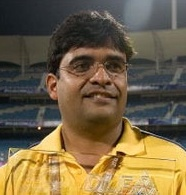 Rediff Cricket - Indian cricket - Meiyappan in Mumbai for police probe in betting racket