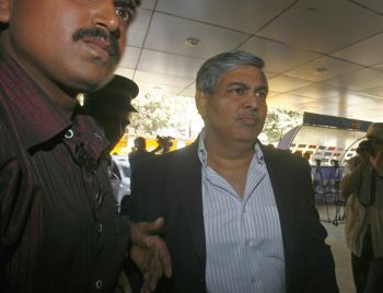 Rediff Cricket - Indian cricket - BCCI to seek Manohar's opinion on Srinivasan scandal