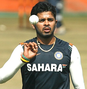 Rediff Cricket - Indian cricket - Cop impersonator arrested at Sreesanth's house