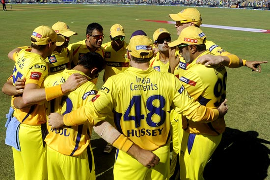 Rediff Cricket - Indian cricket - CSK players, support staff not involved: Fleming