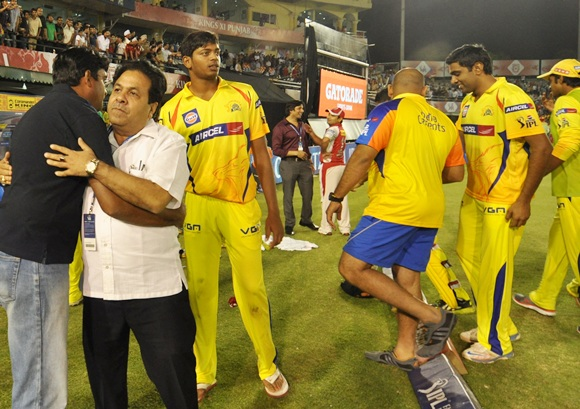 Rediff Cricket - Indian cricket - Should CSK be allowed to play IPL Final? Tell Us!