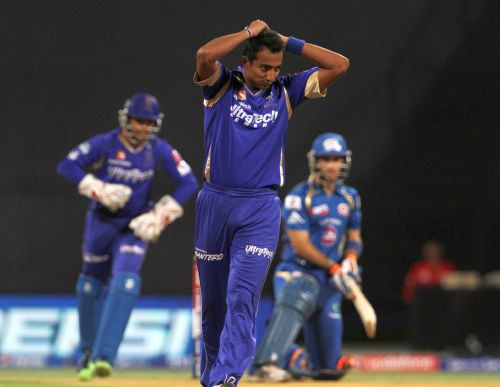 Ankeet Chavan, one of the Rajasthan Royals players accused of spot-fixing
