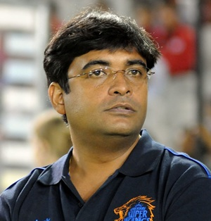 Rediff Cricket - Indian cricket - CSK owner Meiyappan arrested in IPL betting case