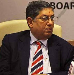IPL: Srinivasan booed by Eden Gardens crowd
