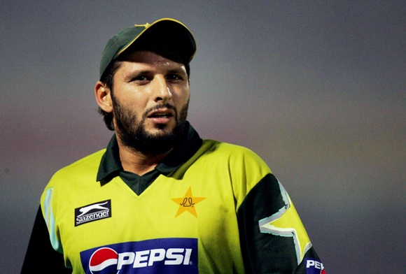 Don't understand why players indulge in corruption: Afridi