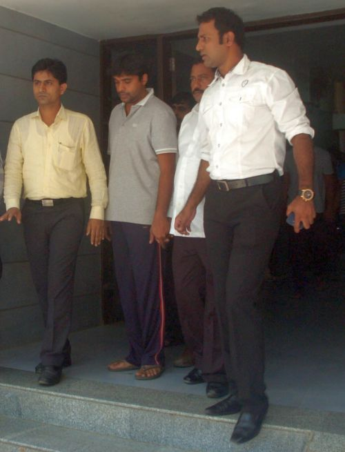 Gurunath Meiyappan being taken to court