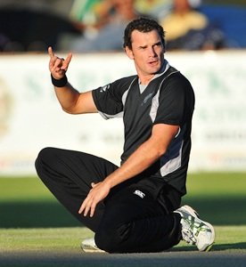 Pace bowler Mills to lead NZ in Lanka