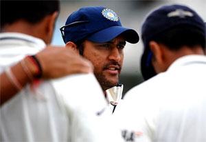 India captain MS Dhoni